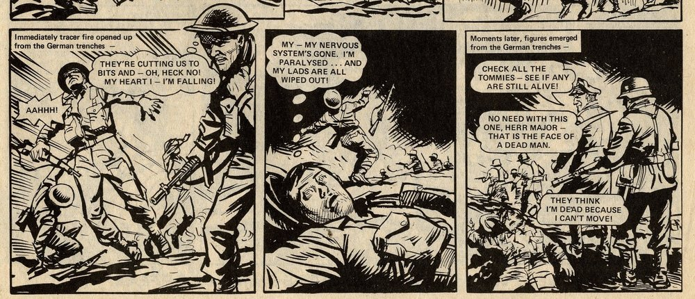 D-Day Dawson: untitled: Gerry Finley-Day (writer), Geoff Campion (artist)