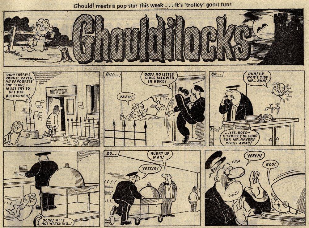 Ghouldilocks: Stan McMurtry (artist)