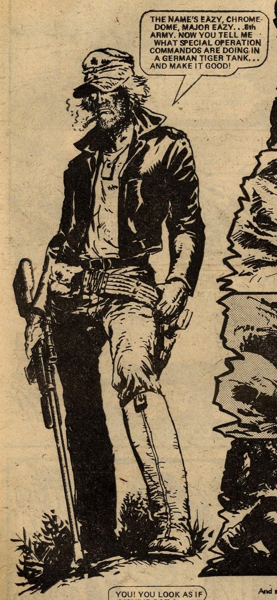 Rat Pack: Alan Hebden (writer), Carlos Ezquerra (artist)