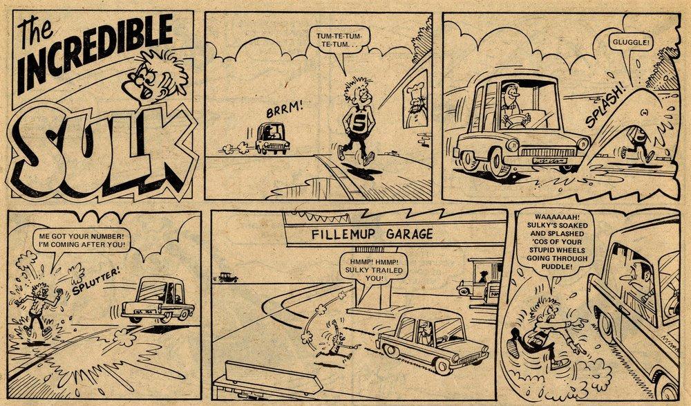 The Incredible Sulk: Jim Petrie (artist)