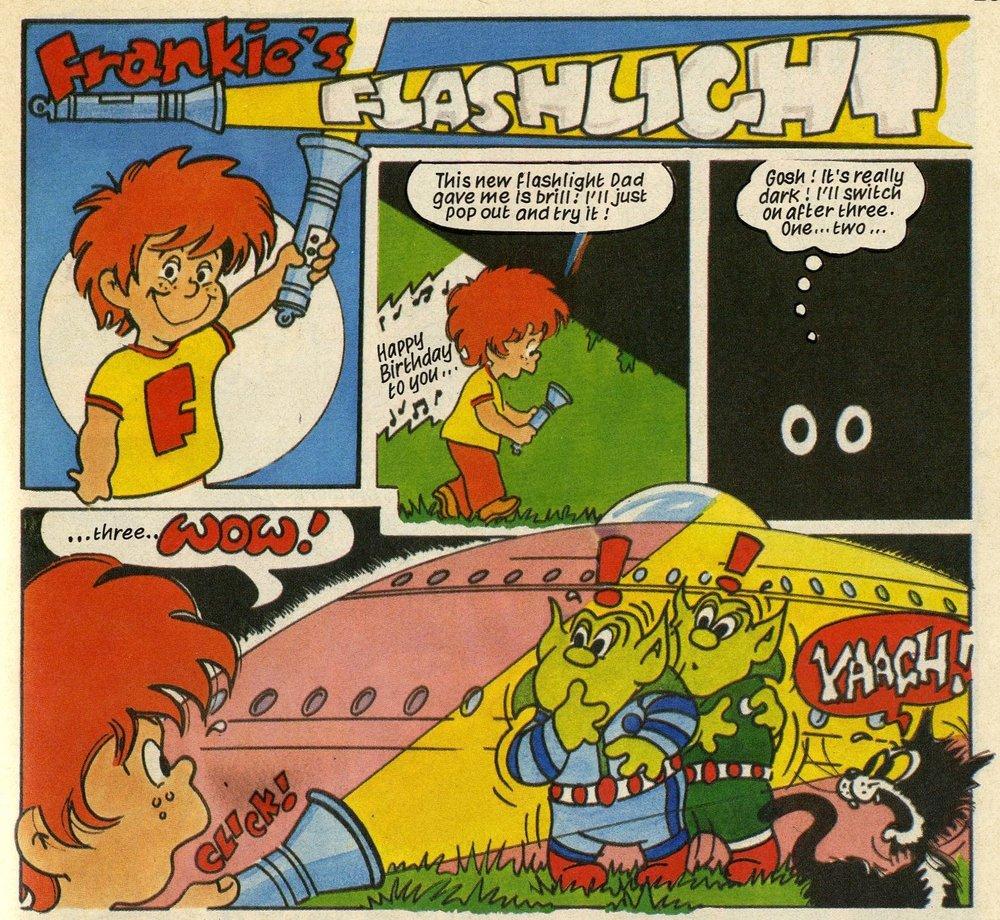 Frankie's Flashlight: Brian Platt (artist)