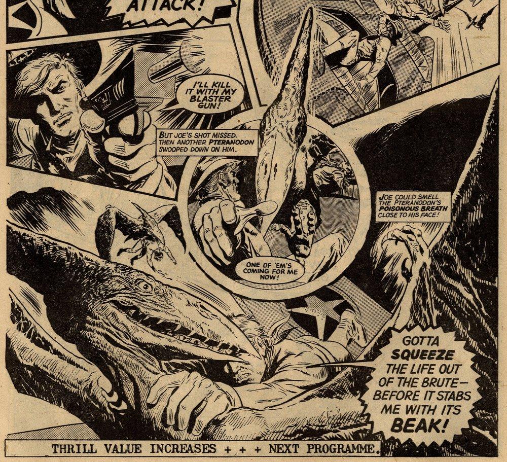 Flesh: Ken Armstrong (writer), Boix (artist)