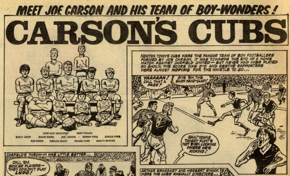 Carson's Cubs: Fred T. Holmes (artist)