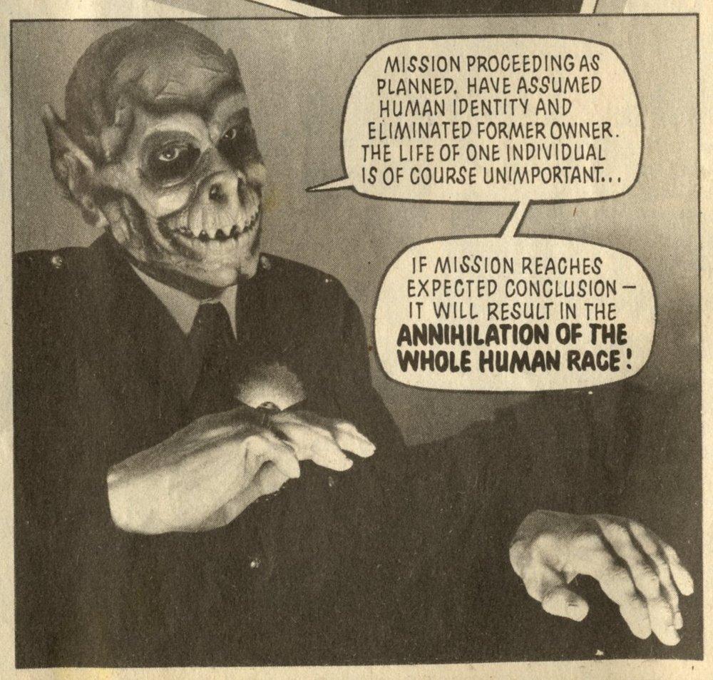 Doomlord: Alan Grant (writer), Gary Compton (photographer)