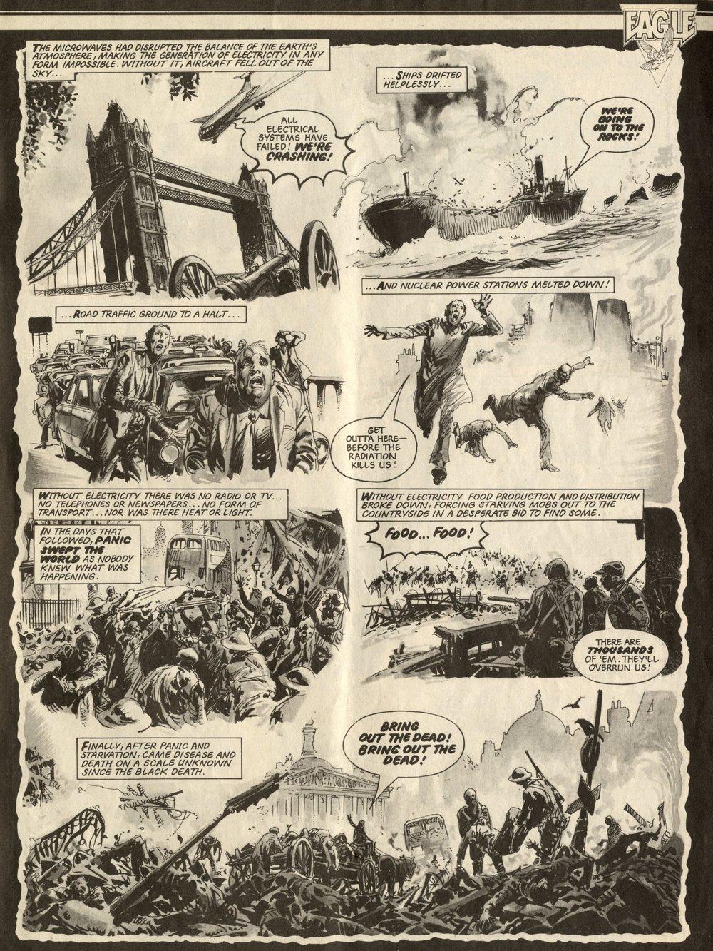 The Tower King: Alan Hebden (writer), Jose Ortiz (artist)