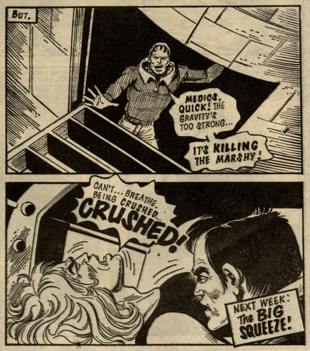 Angry Planet: Alan Hebden (writer), Massimo Belardinelli (artist)