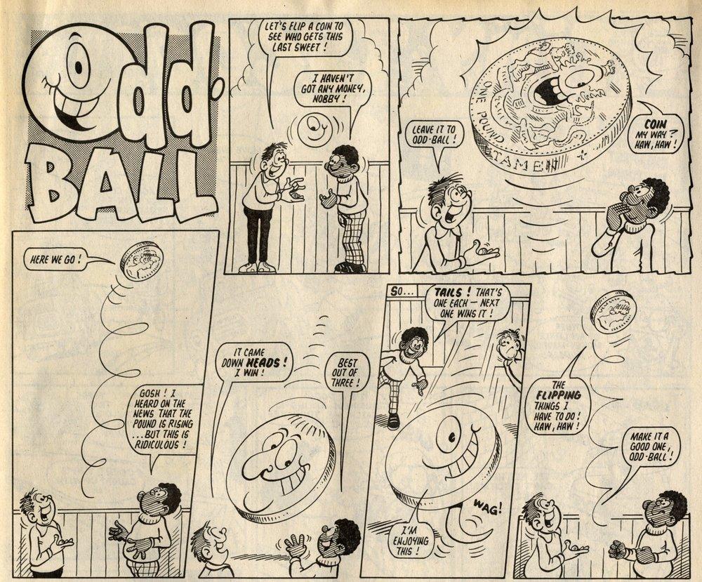 Odd Ball: Terry Bave (artist)