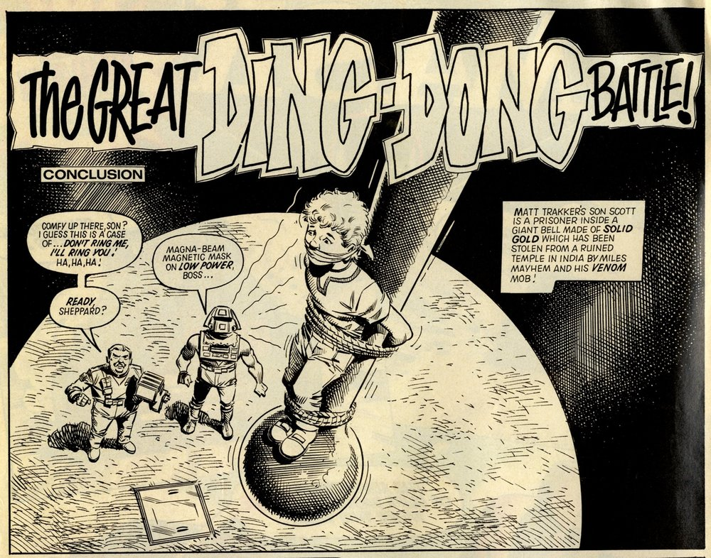 The Great Ding-dong Battle: John Cooper (artist)