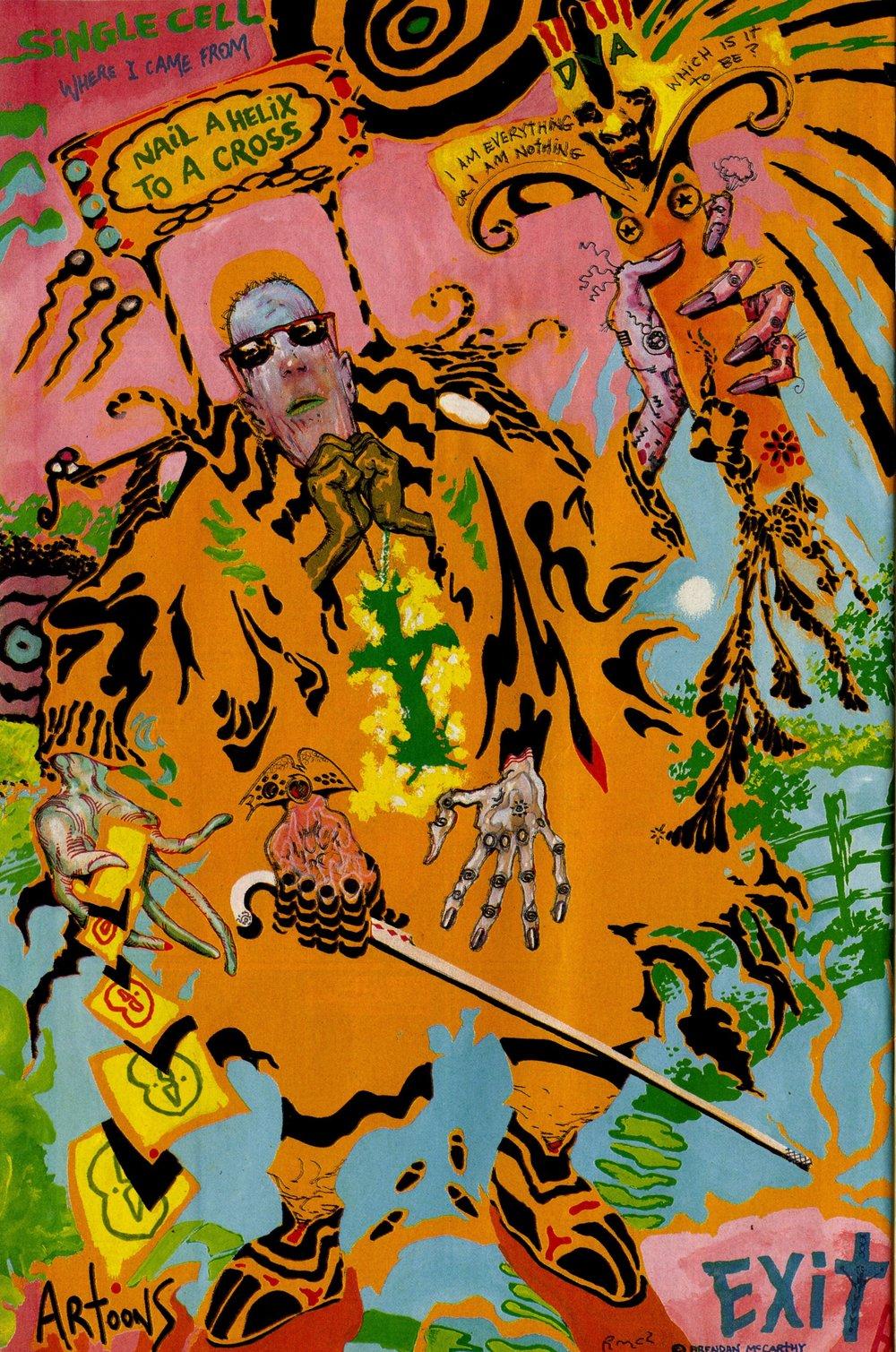 Poster: Brendan McCarthy (artist)