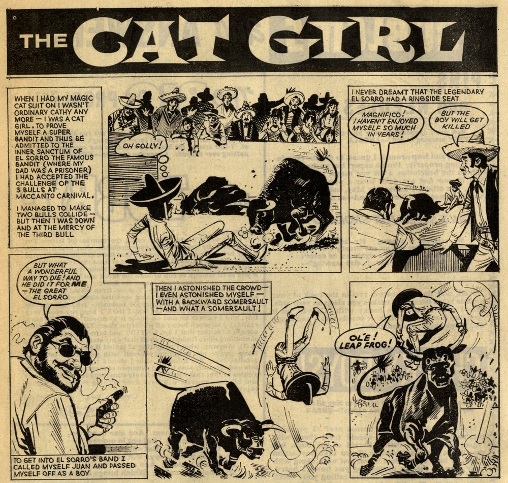 The Cat Girl: Giorgio Giorgetti (artist)