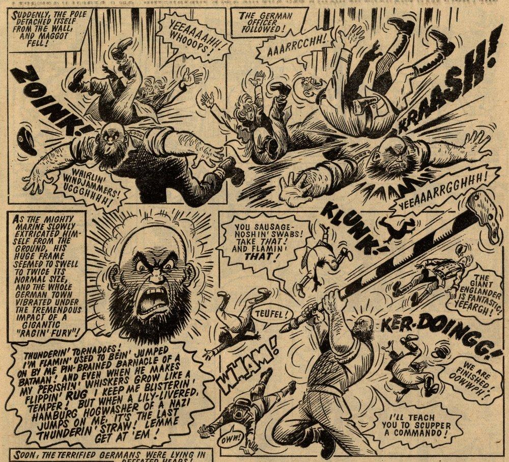 Captain Hurricane: Charles Roylance (artist)