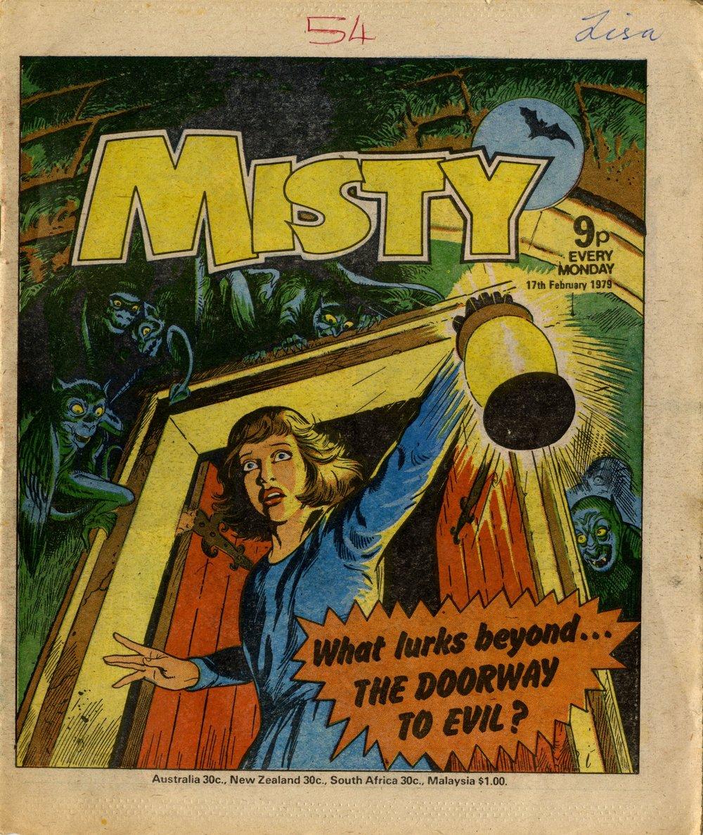 Cover artwork: Mario Capaldi