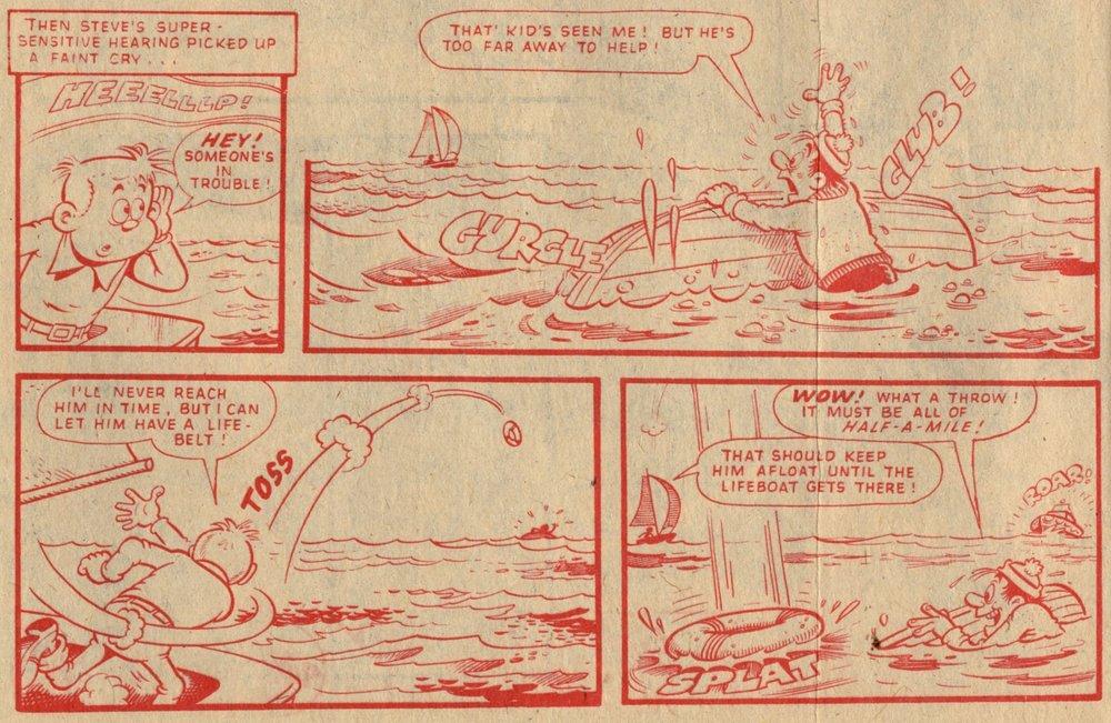 12½p Buytonic Boy: Robert Nixon (artist)
