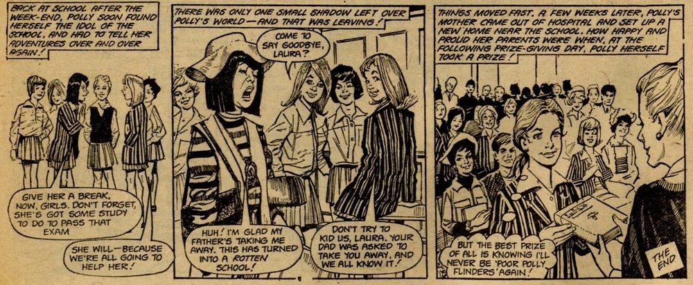 Poor Polly Flinders: A E Allen (artist)