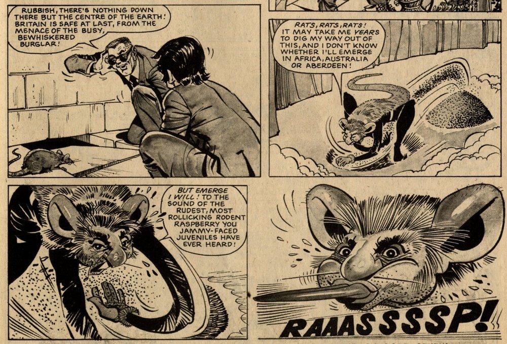 Rat-trap: Giorgio Giorgetti (artist)
