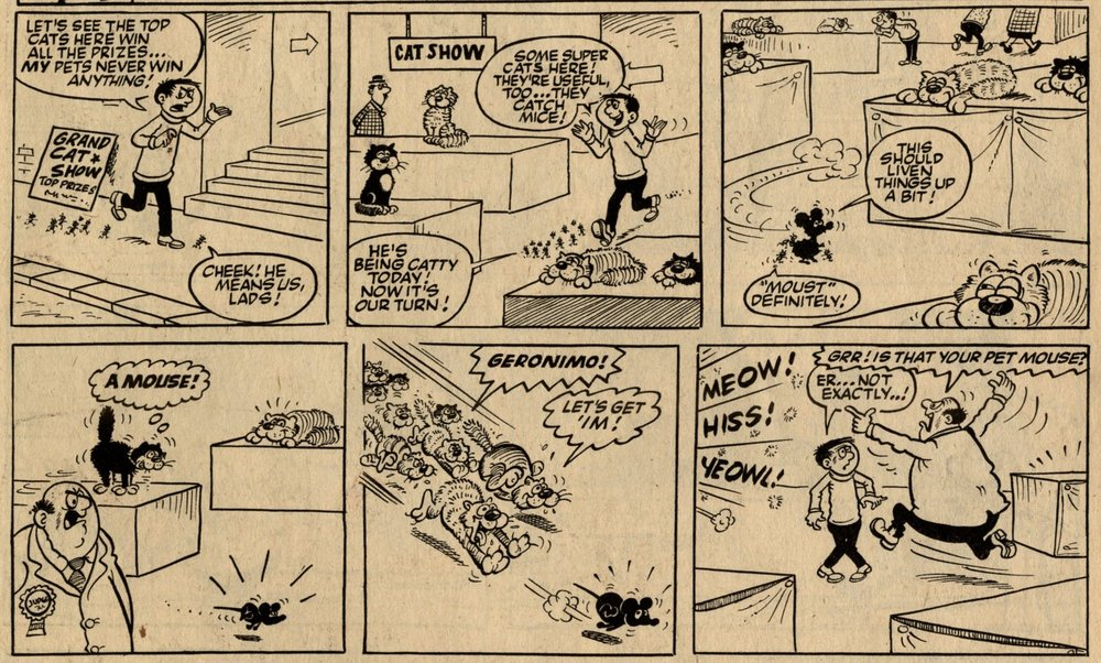 Andy's Ants: Terry Bave (artist)
