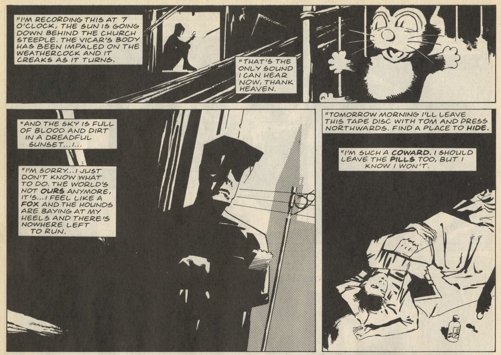Zenith: Grant Morrison (writer), Steve Yeowell (artist)
