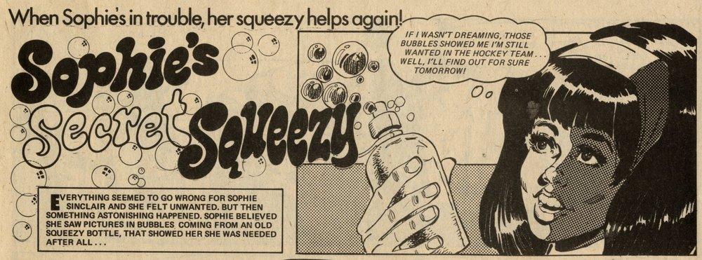 Sophie's Secret Squeezy: José Casanovas (artist)