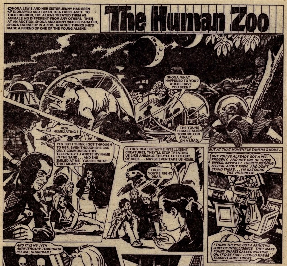 The Human Zoo: Guy Peeters (artist)