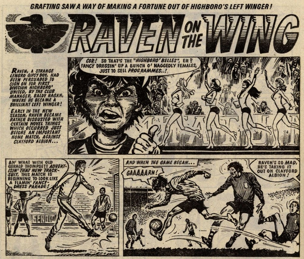 Raven on the Wing: Solano Lopez (artist)