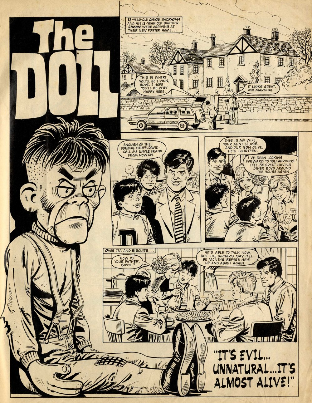 The Doll: Francesc Masip (artist)
