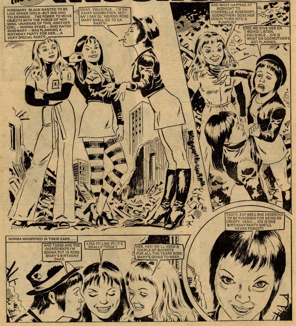 Norah Sykes, drawn by John Armstrong