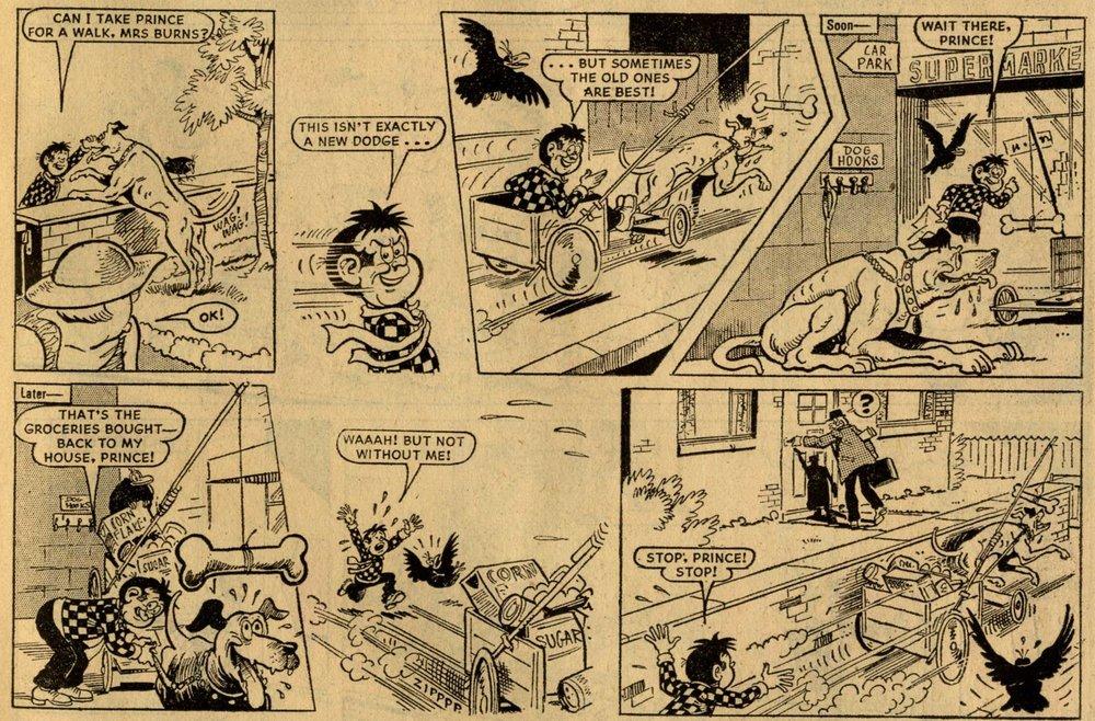 Roger the Dodger: Frank McDiarmid (artist)