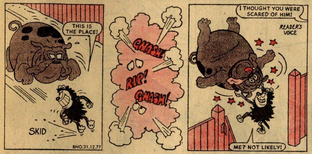 Gnasher's Tale: David Sutherland (artist)