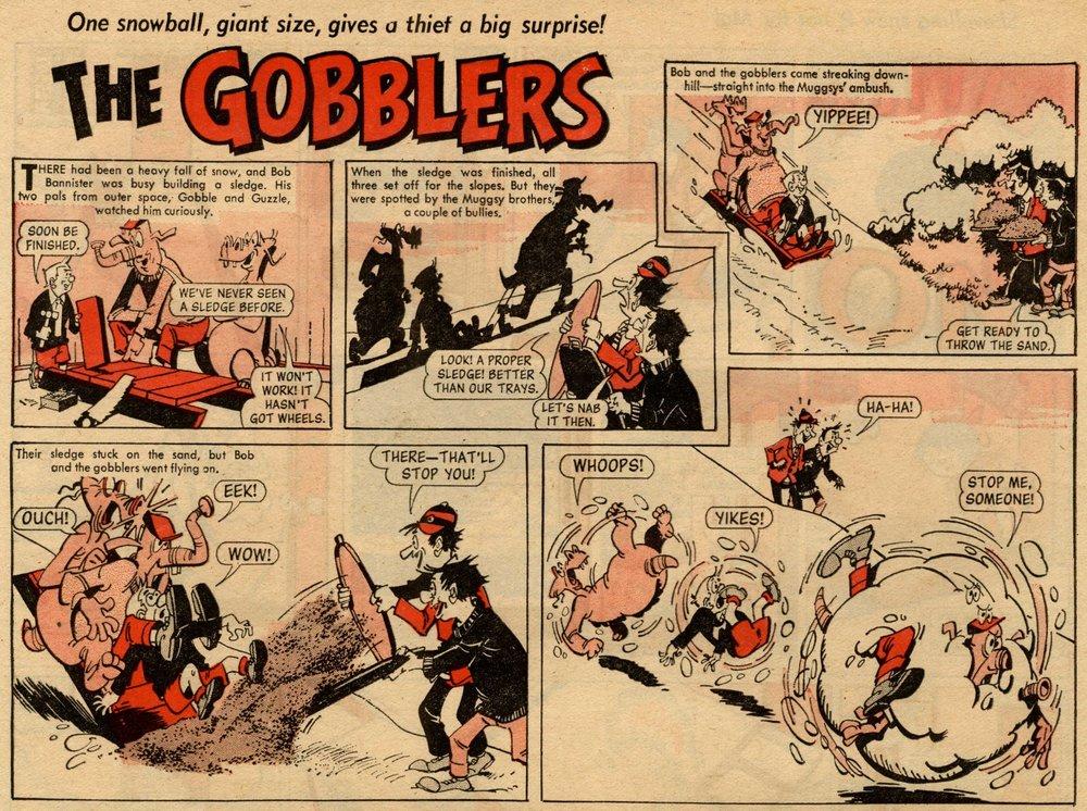 The Gobblers: Watson Kennedy (artist)