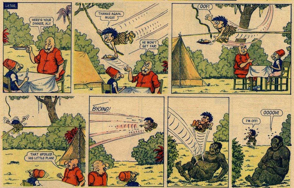 Willie Wink the Missing Link: Albert Holroyd (artist)