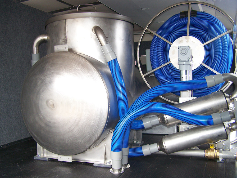 Stainless Steal Water Recovery Tank