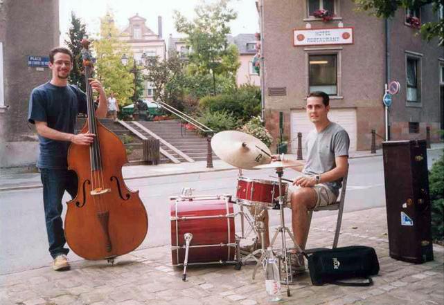 Nas ruas de Luxemburgo… (2000)