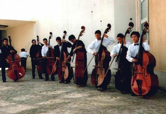 2º Curso de Música Partilhada – Fundão, 1999