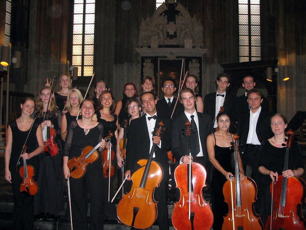 ERASMUS String Orchestra – Holanda, 2004