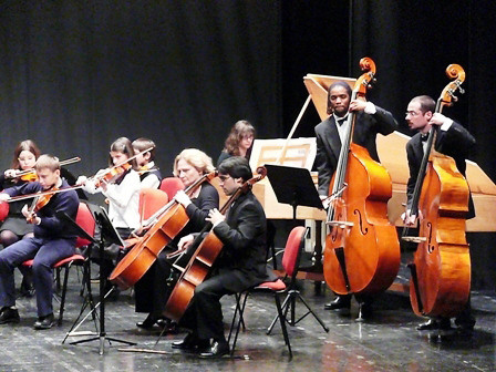 Orquestra de Cordas do Eboræ Mvsica – Évora 2010