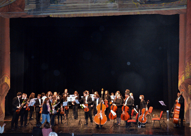 Orquestra de Cordas do Eboræ Mvsica – Évora 2012