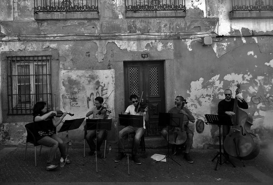 Quinteto de Cordas da Orquestra do Alentejo, Évora 2016