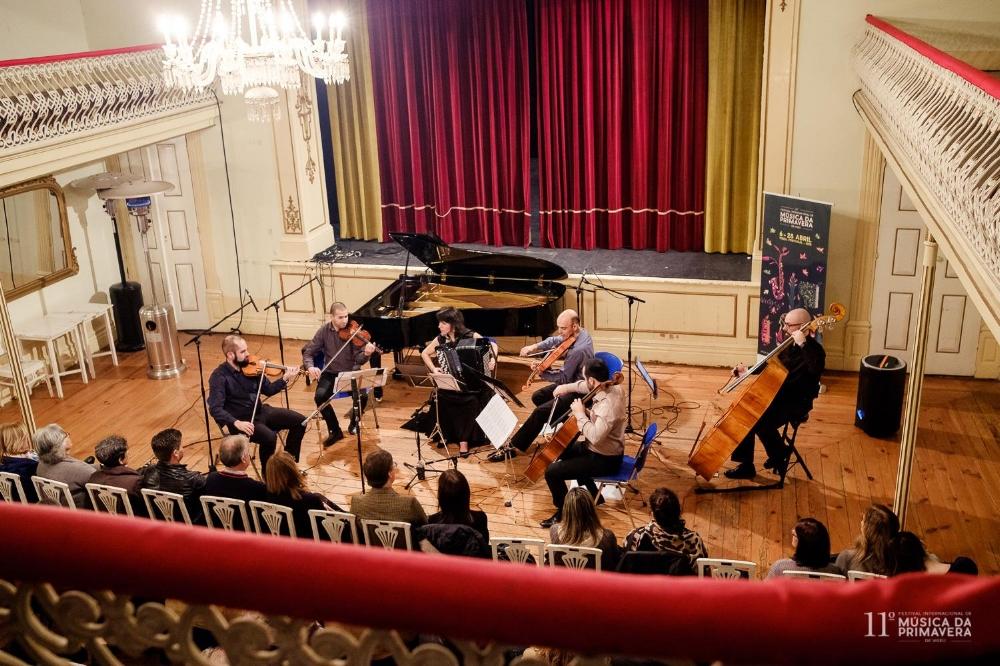 Viseu, 2018  11.º Festival Internacional de Música da Primavera de Viseu