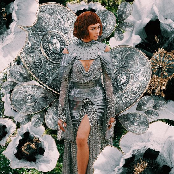 TEEN VOGUE - Meet The Artist: Labyrinth of Collages
