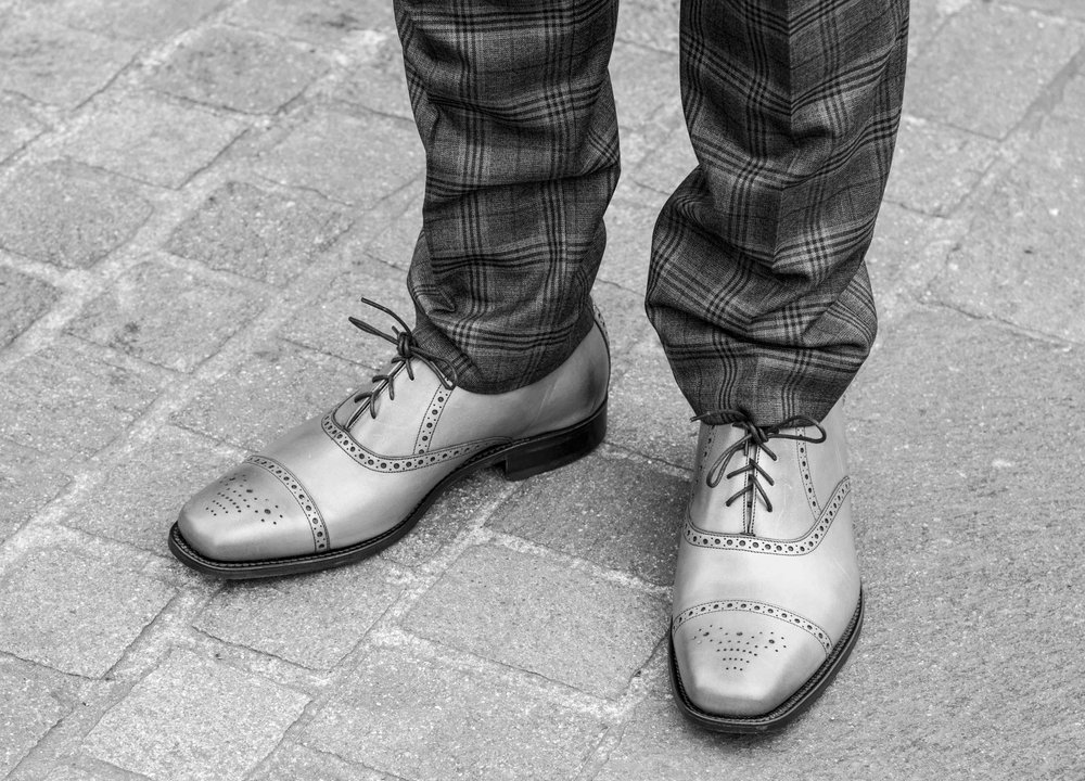The elegance and versatility of Barker shoes