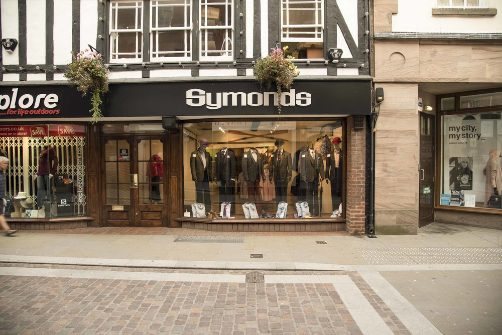 Symonds of Hereford in Widesmarsh Street