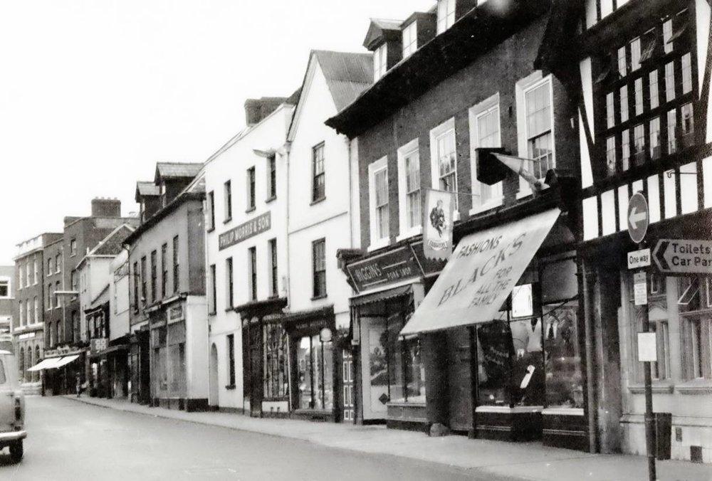 Widemarsh Street Hereford 1960.jpg