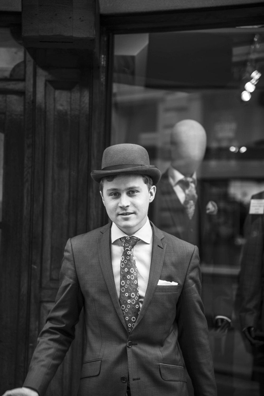 Matthew from Symonds wearing a bowler hat.jpg