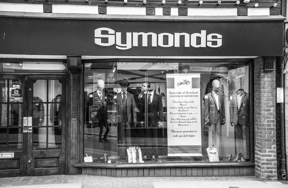 Symonds of Hereford in Widemarsh Street