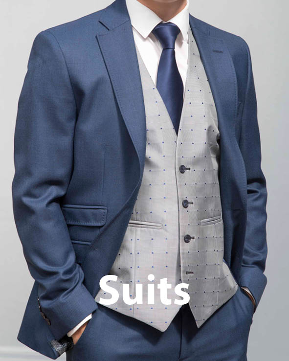 Gateway image to Jackets, Blazer and Waistcoat sales page on Symonds of Hereford website