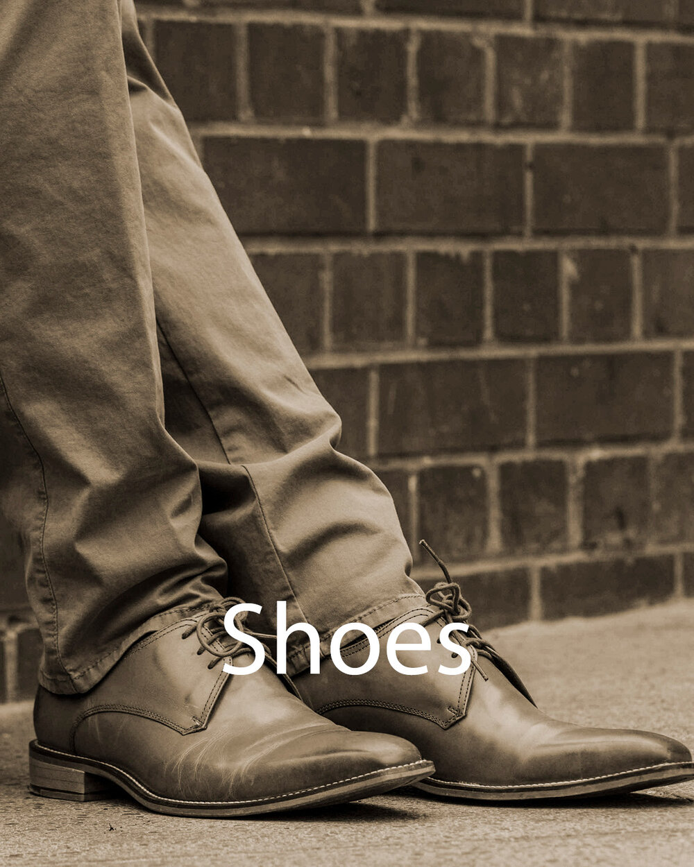 Image gateway for Shoes page on Symonds of Hereford website
