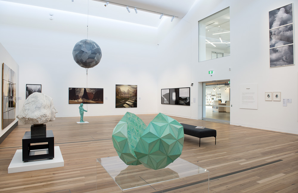 Imagine (Photo by Lindsay Roberts, Gippsland Art Gallery)