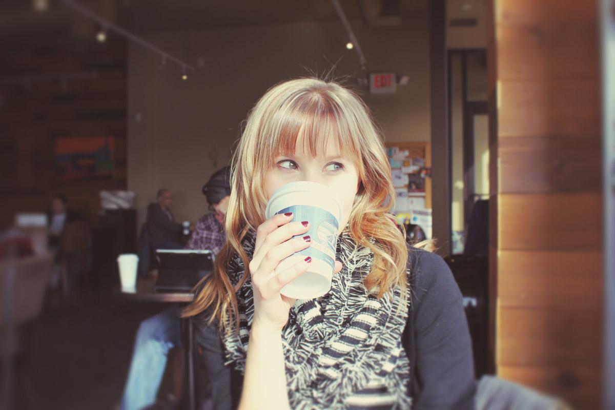 drinkingcoffee