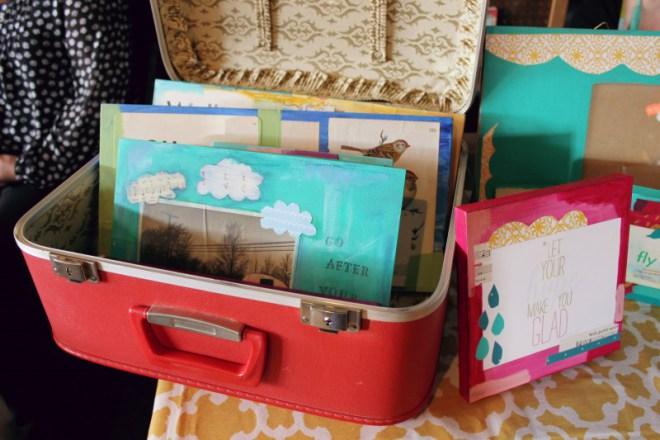suitcaseart