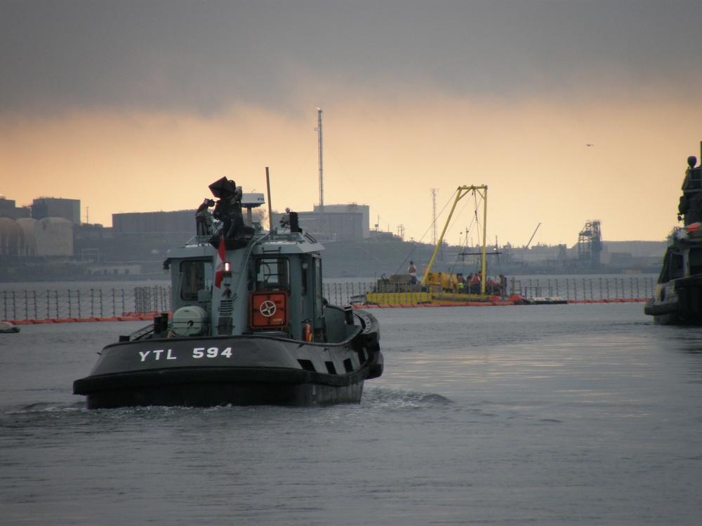 Naval Infrastructure